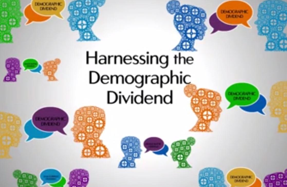 Demographic Dividend India