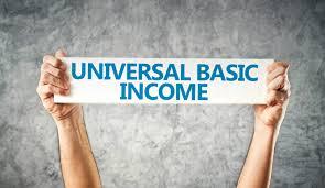 UBI - Universal Basic Income - Minimum Necessary Money